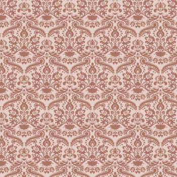 Wallpaper- Damask Rose 43cm x 60cm