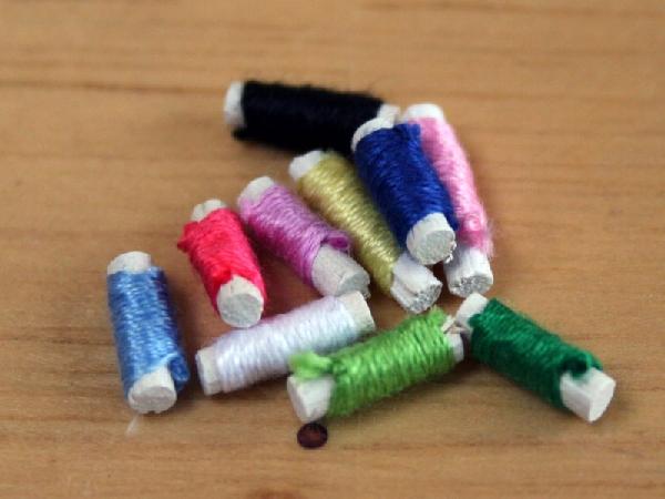 Set Of 10 Threads