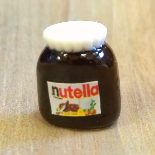 Chocolate Spread Jar - Nutella