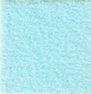 Self Adhesive Carpet - Pale Turquoise