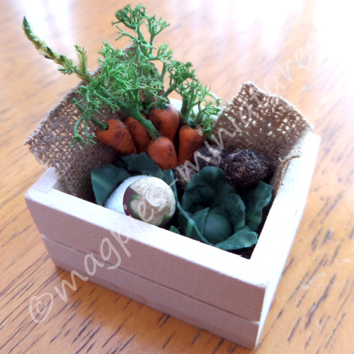 Vegetable Crate - Large