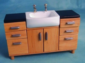 Modern Sink Unit