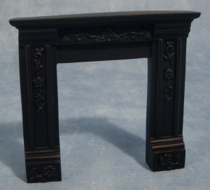 Fire Surround - Black
