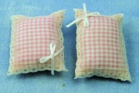Pillows, Pink, Pack of 2