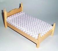 Single Bed, Pine