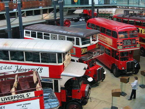 London transport museum or lt museum