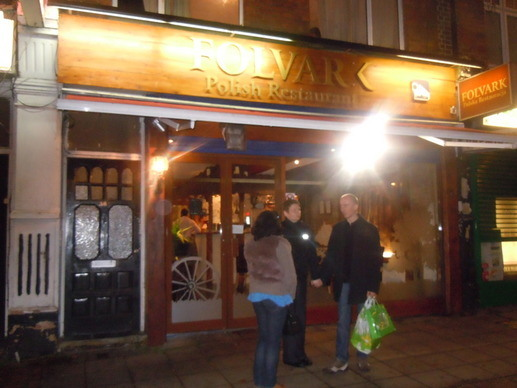 Folvark Polish Restaurant London Hounslow