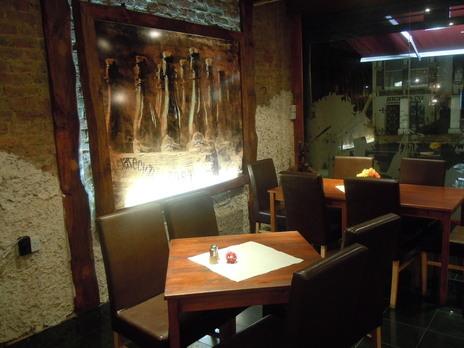 Interiors Folvark Polish Restaurant London Hounslow 6