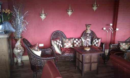 Bukhara Maza restaurant Osterley London interiors 2