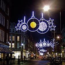 Marylebone Christmas Lights