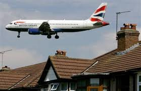 Easily accessible airport in London