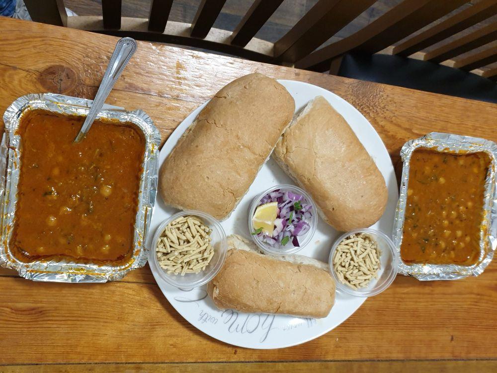 Shree Siddhi Vinayak Tiffin and Catering Services ragda pav