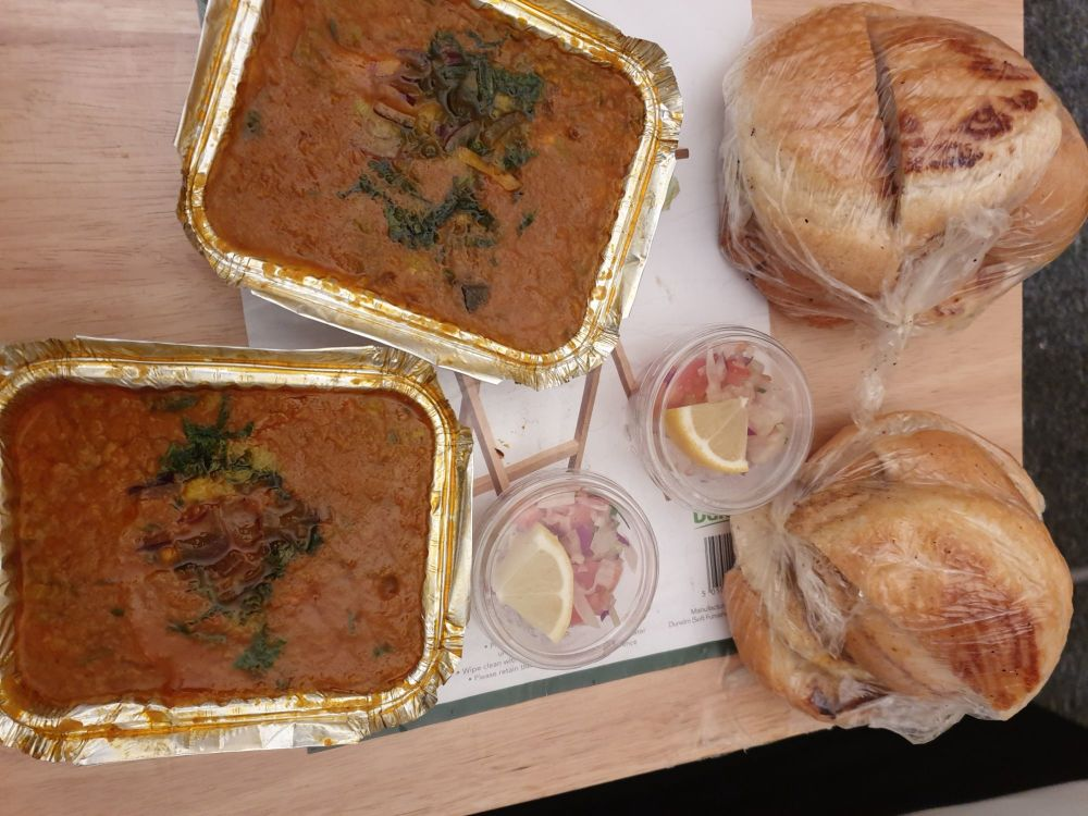 Shree Siddhi Vinayak Tiffin and Catering Services pav bhaji