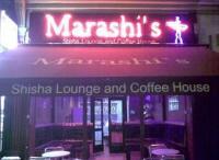 SW17 7BD  - Marashi's shisha