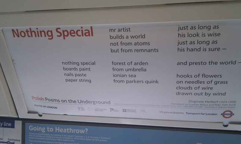 nothing-special-poem-on-london-underground
