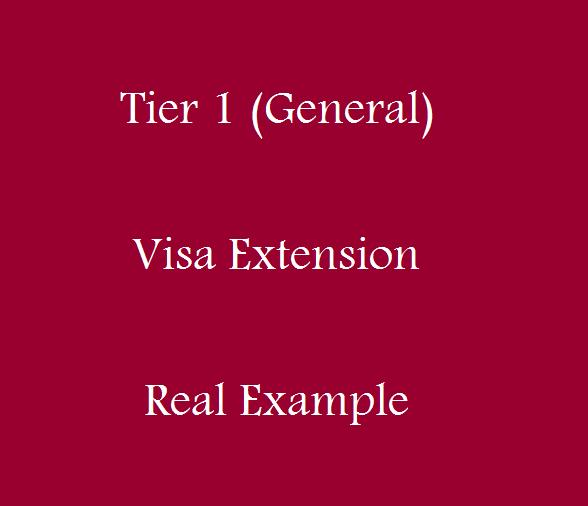tier 1 visa extension