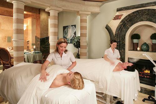 London massage