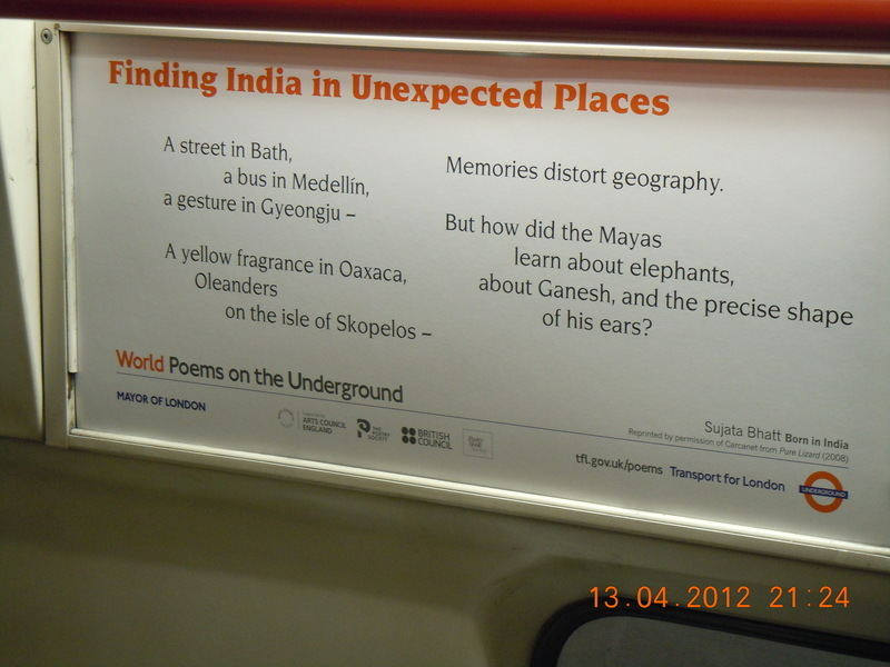 finding-india-in-unexpected-places-poem-london-underground-tube
