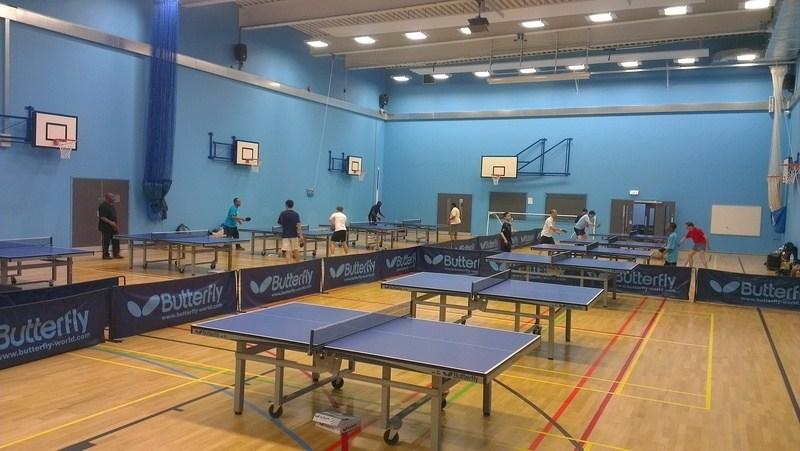 Morpeth table tennis club london