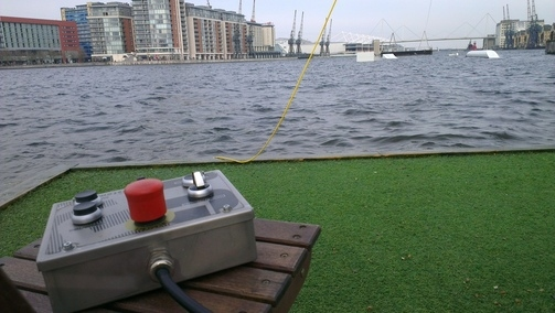 London water skiing controller