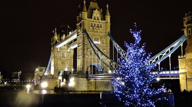 ways to celebrate london christmas 2014