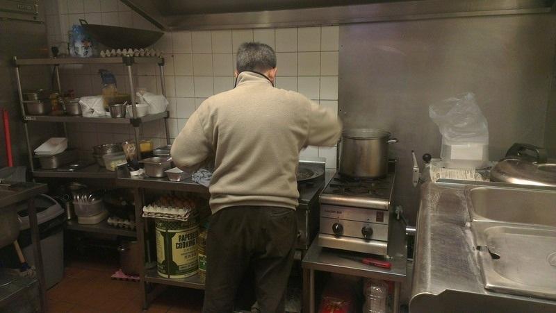 sizzling wok chef ilford