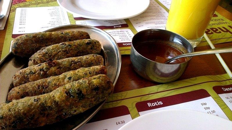 hara bhara kebab thaali ilford