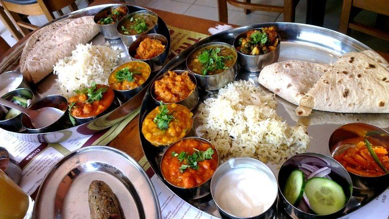 Ilford punjabi thaali