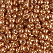 DURACOAT SIZE 6 SEED BEADS - sold in 25 gram packs