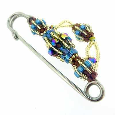 Lantern Beads Pattern