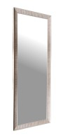 Emma Light Oak Effect Mirror