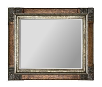 Juliette Silver Traditional Mirror 30X20