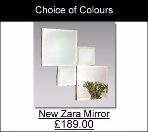 New Zara Mirror