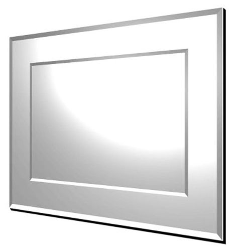 Montana Double Bevelled Mirror 92X61cm
