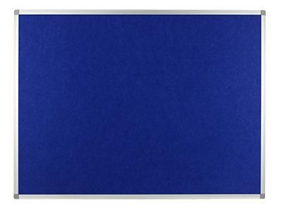 Polycolour Aluminium Framed Noticeboard 600x900mm