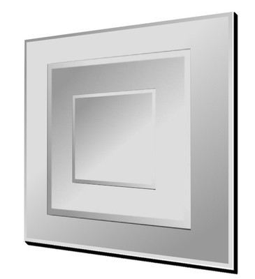 Montana large square mirror for Large square mirror