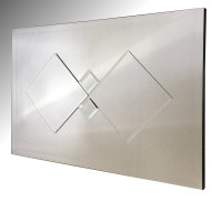 Memphis Clear Diamonds Mirror