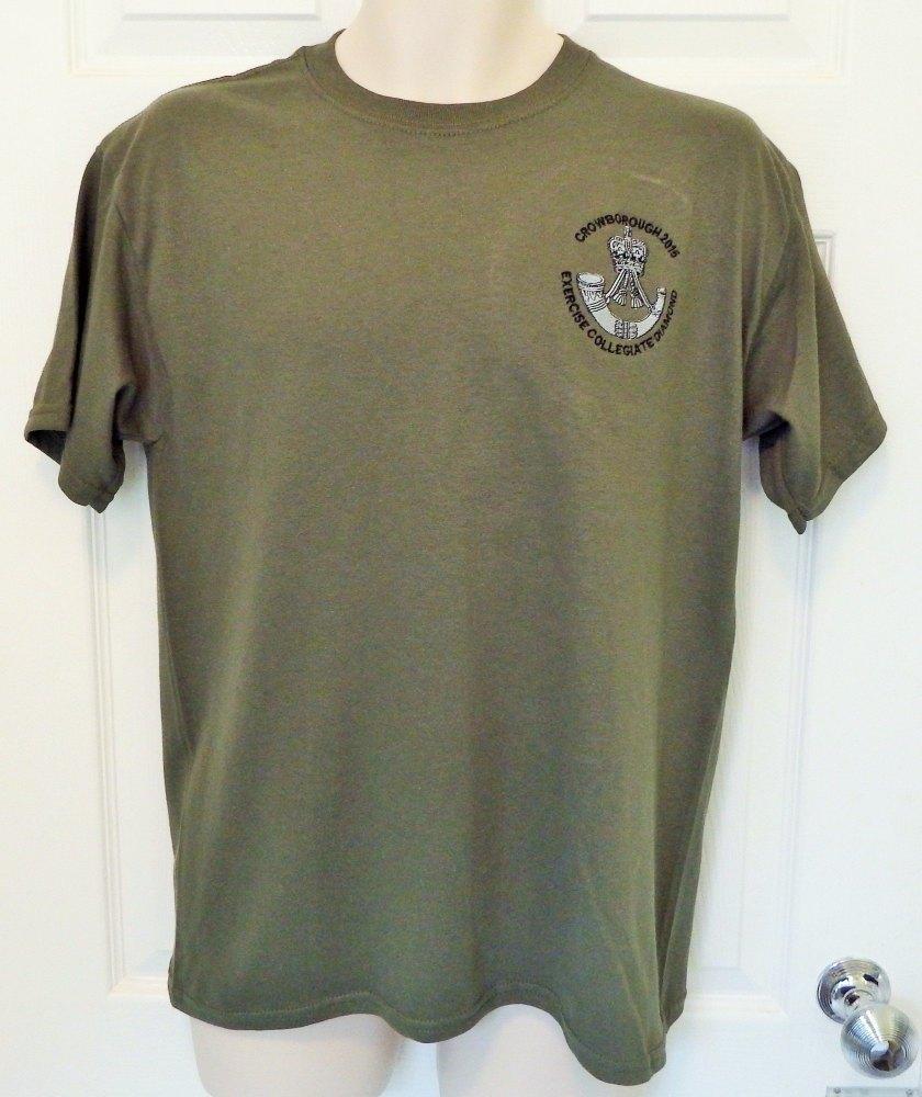 Cadet Camp CottonT-Shirts