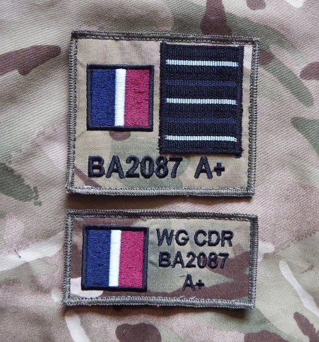Combo RAF Zap Patch Pack