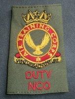ATC & CCF Duty NCO Rank Slides