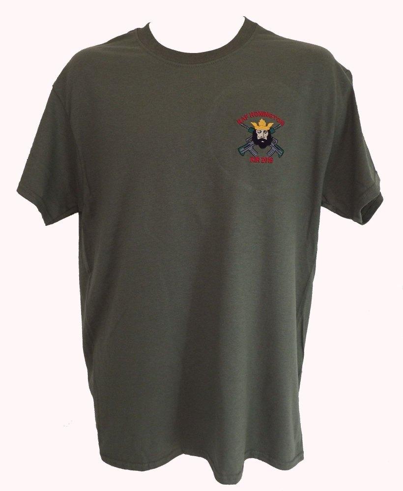 Cadet Infantry Battle Camp T-Shirts