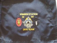 Wimbish Station Dive Team Clothing