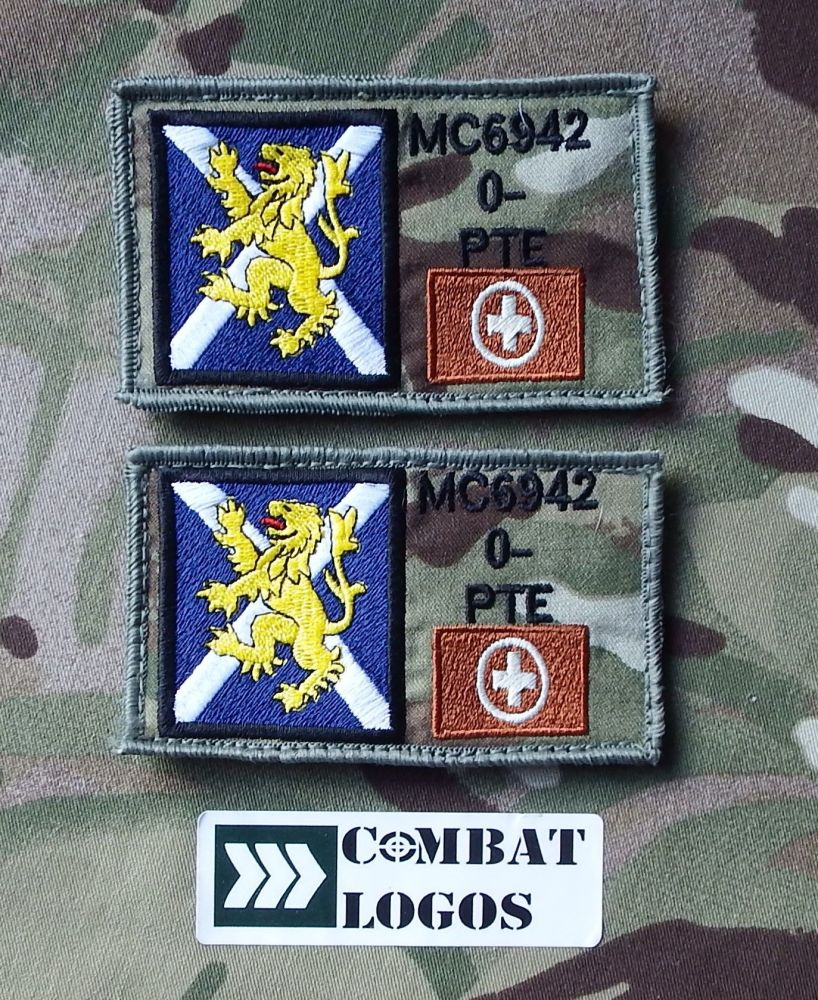 Scots TRF Zap Patch Pack