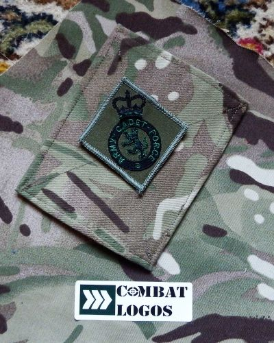 ACF CFAV Tactical TRF Badges