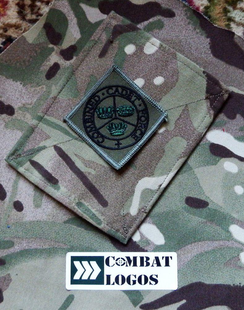 CCF CFAV Tactical TRF Badges