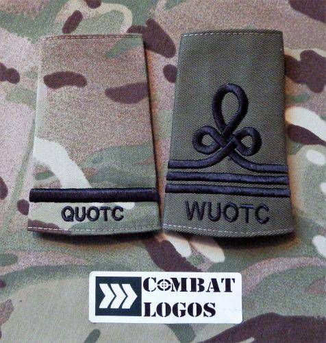 UOTC Rank Slides