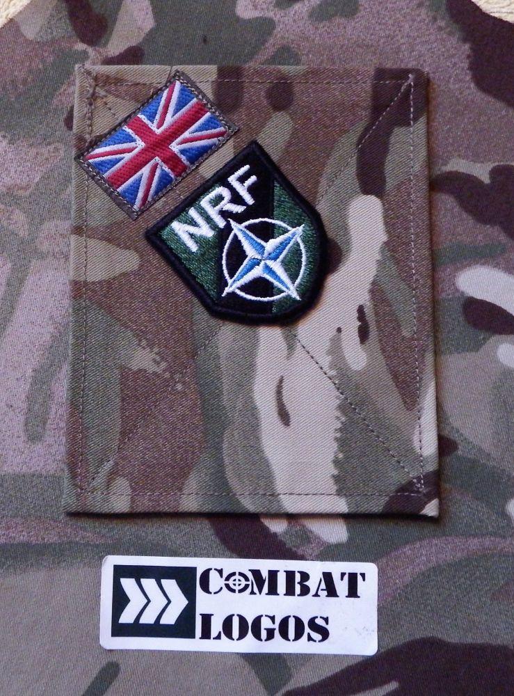 ACF CFAV Tactical TRF Badges