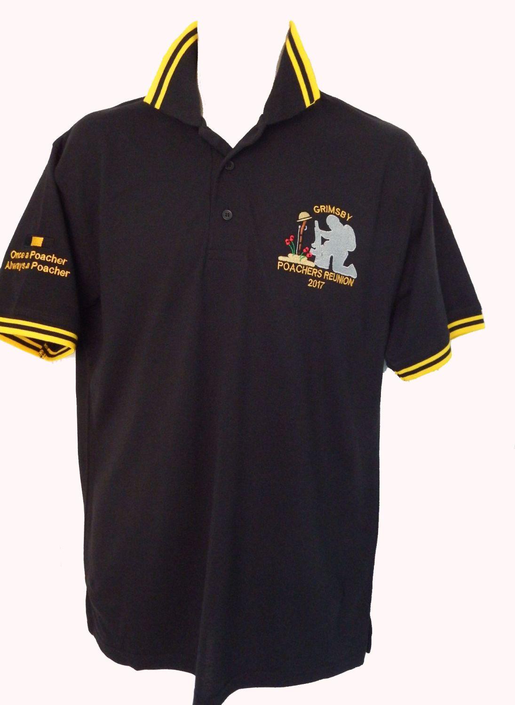 Grimsby 2017 Poachers Reunion Polo Shirt