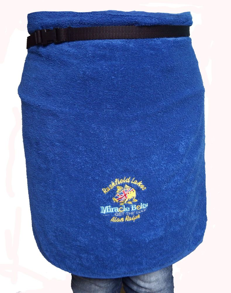 Miracle Baits Wrap-Around Waist Towels