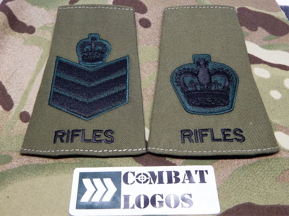 6 Rifles HQ Coy